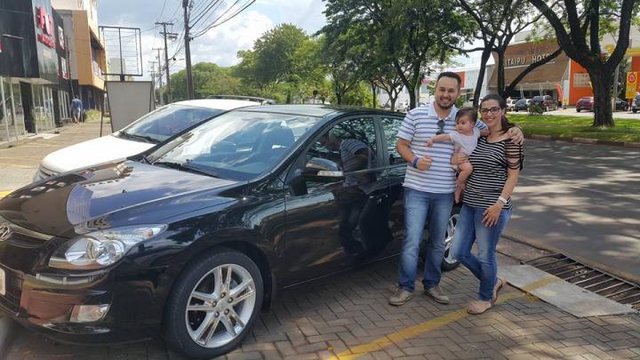 Cliente Almeida Carros: Adir Gonçalves Junior - I30 2010/11