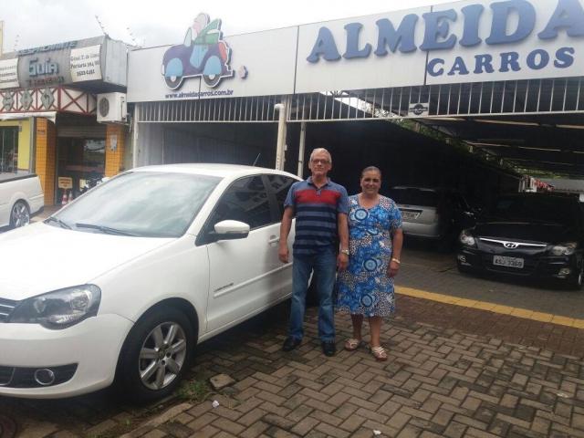 Cliente Almeida Carros: Eduardo Soares - Polo 1.6 confort 2011/12