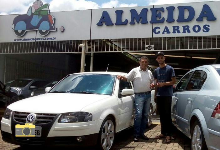 Cliente Almeida Carros: Edmar Bezerra dos Santos Silva - SAVEIRO 1.6 2009/2010