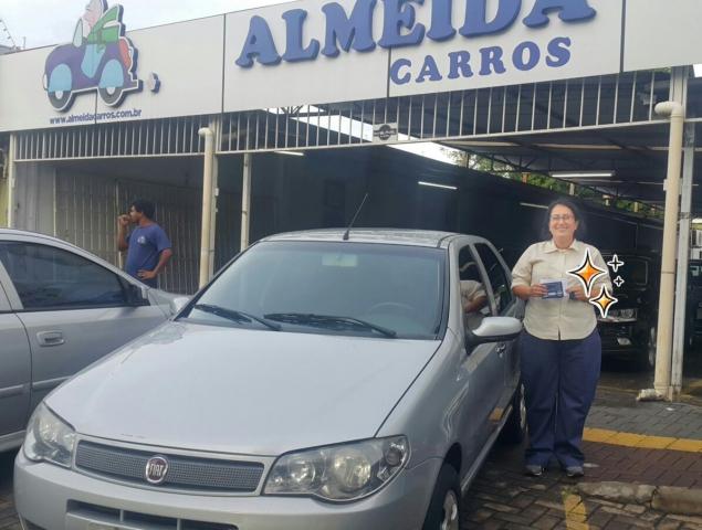 Cliente Almeida Carros: Waldirene Maciel - Palio Fire Economy 1.0 2009/2010
