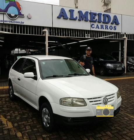 Cliente Almeida Carros: Eliseu Bezerra - Gol 2006/07