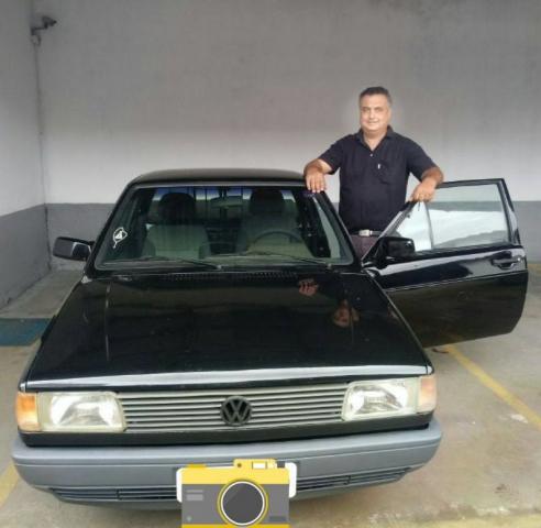 Cliente Almeida Carros: João Paulo Rolim de Moura - Saveiro 1996 preta