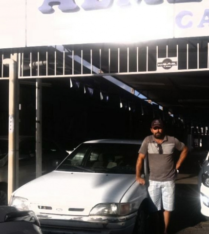 Cliente Almeida Carros: Odair - Verona 95