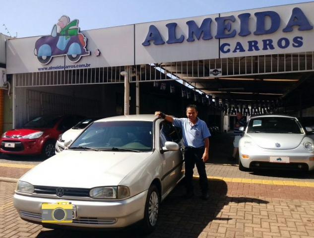 Cliente Almeida Carros: Pedro - Gol 95