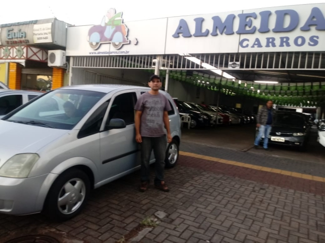 Jefferson Altamiro Correa Meriva 1.8 2003/04